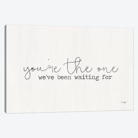 You're the One Canvas Print #JXN184} by Jaxn Blvd. Art Print