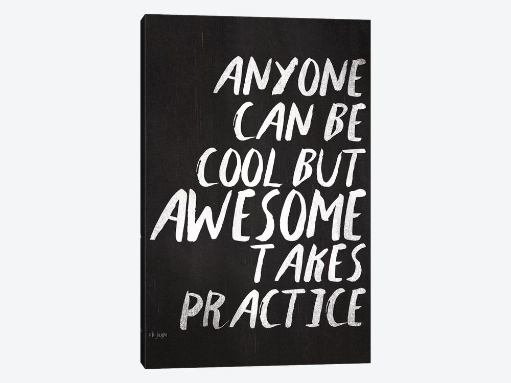 Awesome     by Jaxn Blvd. 1-piece Canvas Artwork