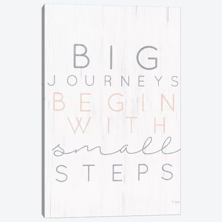 Big Journeys Canvas Print #JXN187} by Jaxn Blvd. Canvas Print