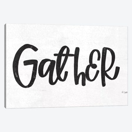 Gather       Canvas Print #JXN192} by Jaxn Blvd. Canvas Art Print