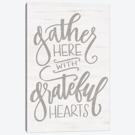 Gather Here     Canvas Print #JXN193} by Jaxn Blvd. Art Print