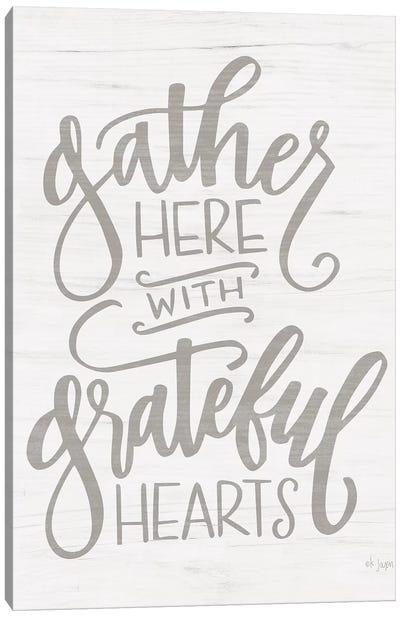 Gather Here     Canvas Art Print