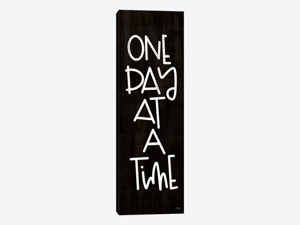 One Day At A Time by Jaxn Blvd. 1-piece Canvas Artwork