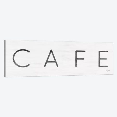 Café Canvas Print #JXN55} by Jaxn Blvd. Canvas Artwork
