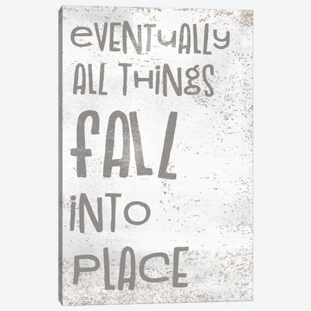 Fall Into Place Canvas Print #JXN69} by Jaxn Blvd. Canvas Art