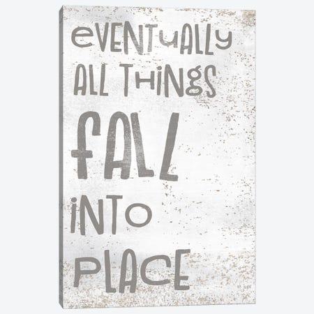 Fall Into Place Canvas Print #JXN69} by Jaxn Blvd. Canvas Art