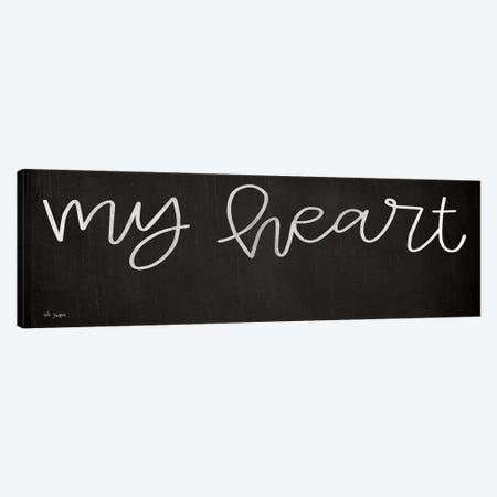 Be Still My Heart II 3-Piece Canvas #JXN6} by Jaxn Blvd. Canvas Artwork