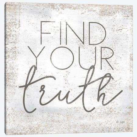 Find Your Truth 3-Piece Canvas #JXN75} by Jaxn Blvd. Canvas Artwork