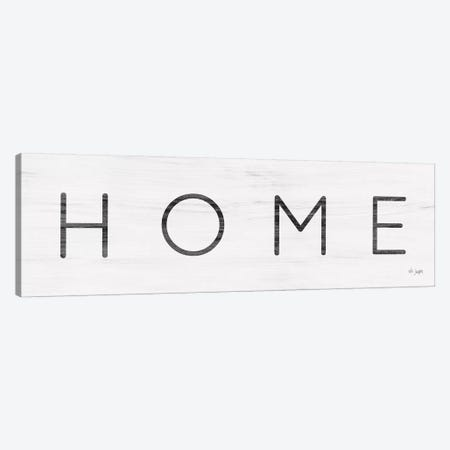 Home Canvas Print #JXN88} by Jaxn Blvd. Canvas Art