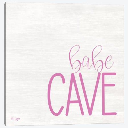 Babe Cave Canvas Print #JXN96} by Jaxn Blvd. Canvas Wall Art
