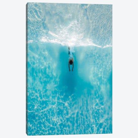 Dive Through Canvas Print #JXR14} by Jaxon Roberts Canvas Art