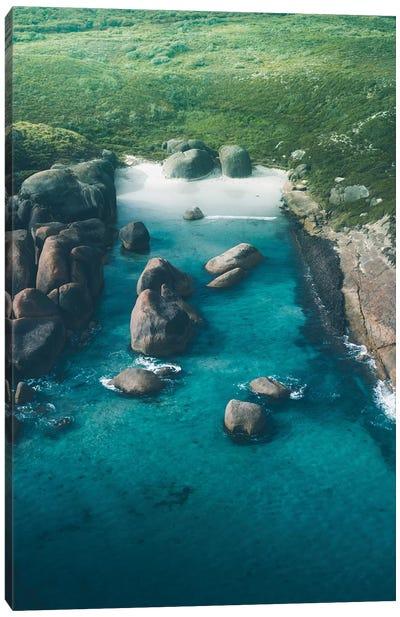 Elephant Rocks I Canvas Art Print