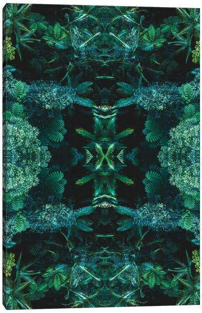 Abstract Jungle II Canvas Art Print