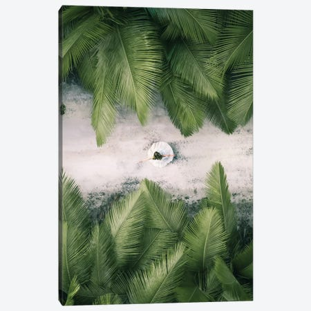 Lost In The Jungle I Canvas Print #JXR31} by Jaxon Roberts Canvas Art Print