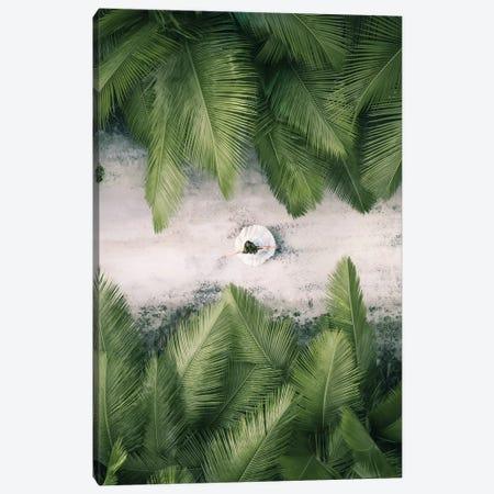 Lost In The Jungle I Canvas Print #JXR31} by Jaxon Roberts Canvas Art Print
