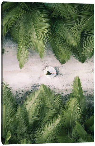 Lost In The Jungle I Canvas Art Print