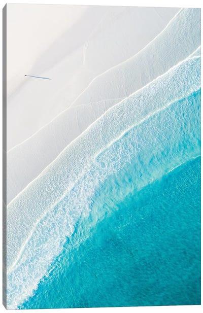 Ocean Split I Canvas Art Print