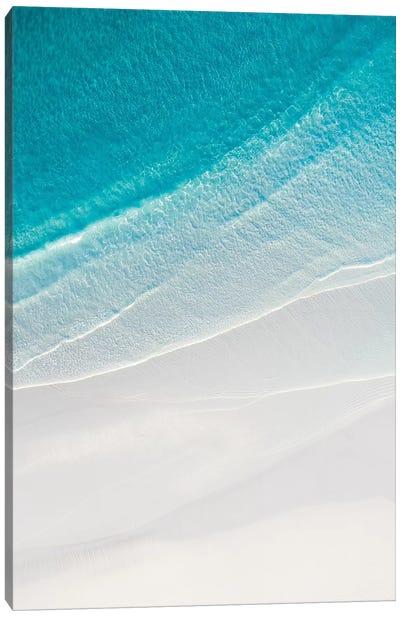 Ocean Split III Canvas Art Print