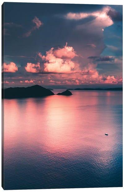 Philippines Sunsets Canvas Art Print