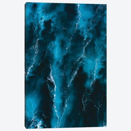 Abstract Ocean II Canvas Print #JXR4} by Jaxon Roberts Canvas Art Print