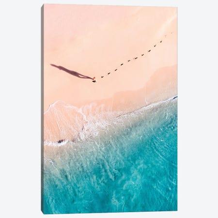 Sunset Shoreline I Canvas Print #JXR52} by Jaxon Roberts Canvas Print