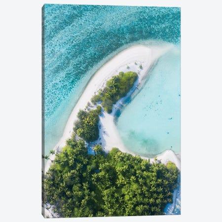 The Cocos Islands I Canvas Print #JXR57} by Jaxon Roberts Canvas Wall Art