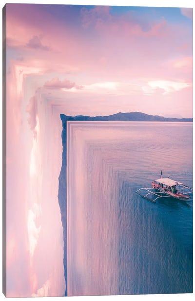 The Edge Of The World III Canvas Art Print