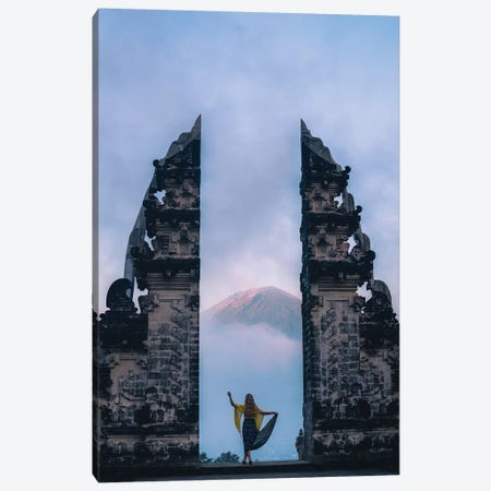 The Gates Of Heaven Canvas Print #JXR62} by Jaxon Roberts Canvas Artwork