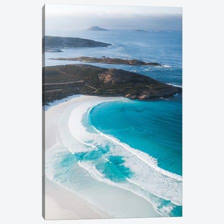 The Perfect Beach II Canvas Print #JXR65} by Jaxon Roberts Canvas Art Print