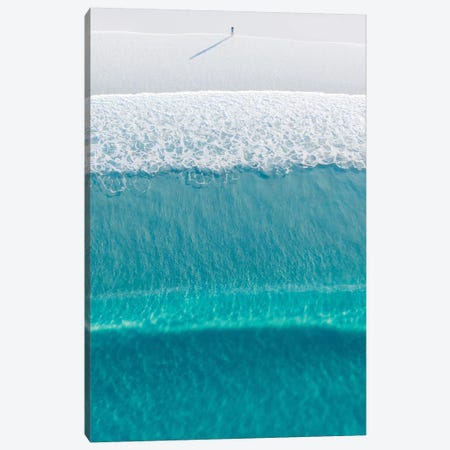 The Perfect Beach III Canvas Print #JXR66} by Jaxon Roberts Canvas Print