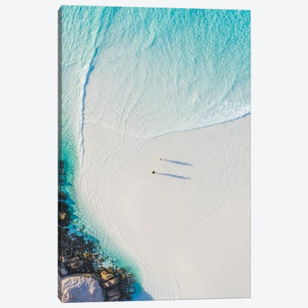 The Perfect Beach IV Canvas Print #JXR67} by Jaxon Roberts Art Print