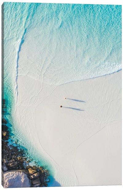 The Perfect Beach IV Canvas Art Print