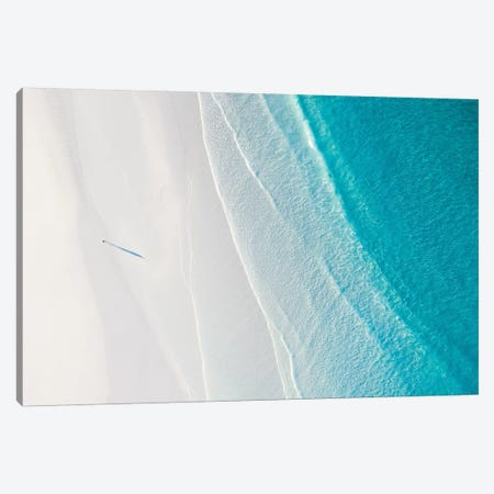 The Perfect Beach V Canvas Print #JXR68} by Jaxon Roberts Canvas Art