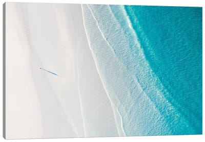 The Perfect Beach V Canvas Art Print