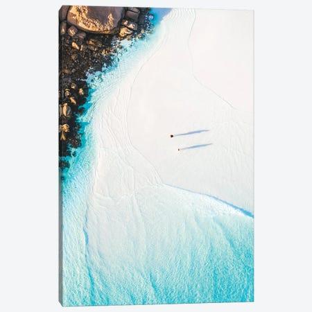 The Perfect Beach VI Canvas Print #JXR69} by Jaxon Roberts Canvas Artwork