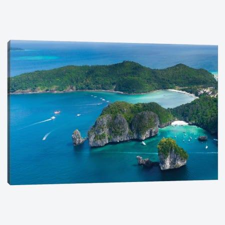 The Phi Phi Islands I Canvas Print #JXR70} by Jaxon Roberts Canvas Art Print