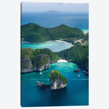 The Phi Phi Islands II Canvas Print #JXR71} by Jaxon Roberts Canvas Art Print