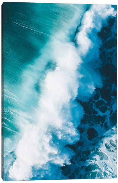 The Power Of Water Canvas Art Print