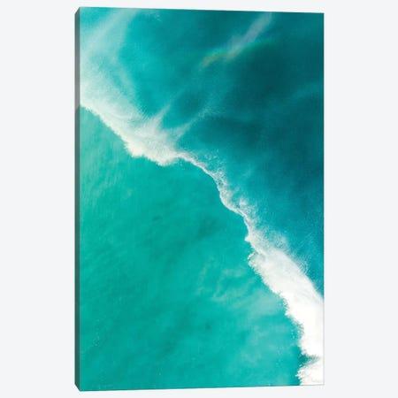 Wave Split II Canvas Print #JXR88} by Jaxon Roberts Canvas Artwork
