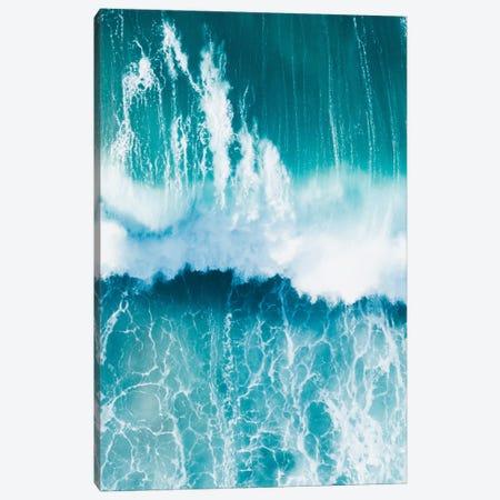 Wave Split III Canvas Print #JXR89} by Jaxon Roberts Canvas Wall Art