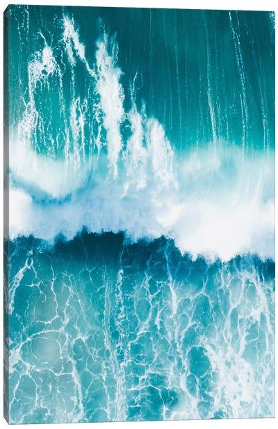 Wave Split III Canvas Art Print