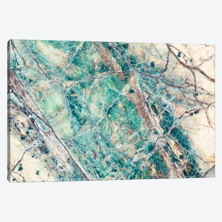 Usa, California. Detail Of Cut Slab Of Marble Rock. Canvas Print #JYG1039} by Jaynes Gallery Canvas Art