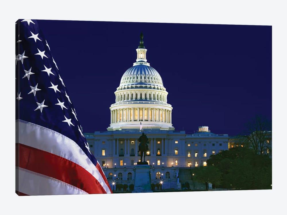 Usa Washington Dc Capitol Building And Us F Jaynes Gallery Icanvas