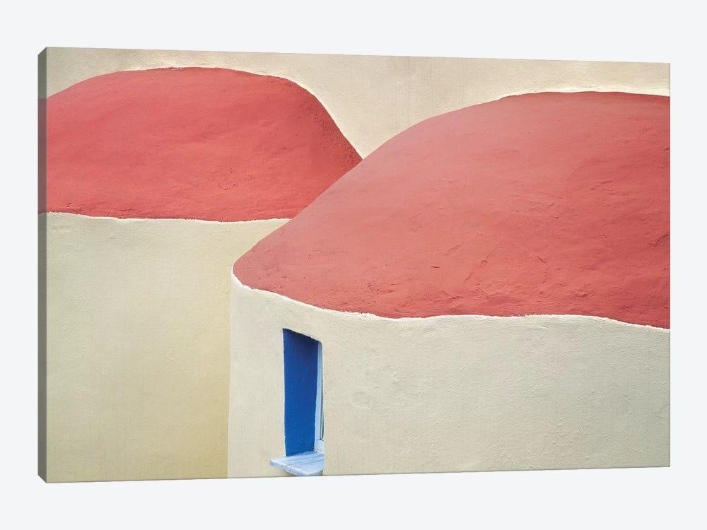 Greece, Kalymnos. Roofs of Greek Orthodox church.  by Jaynes Gallery 1-piece Art Print