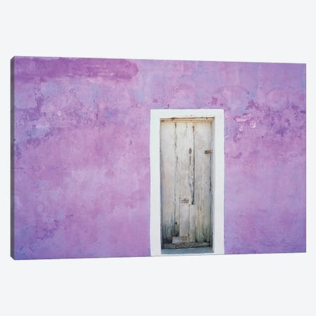 Mexico, Xico. House entrance.  Canvas Print #JYG316} by Jaynes Gallery Canvas Artwork