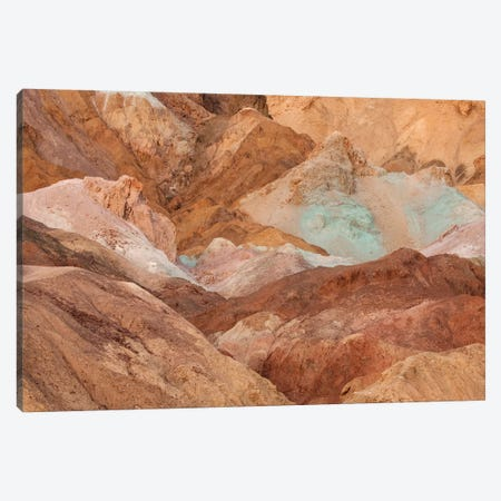 USA, California, Death Valley National Park. Arid landscape. Canvas Print #JYG629} by Jaynes Gallery Canvas Art Print