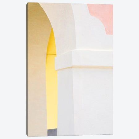 Europe, Czech Republic, Telc. Building Shapes. Canvas Print #JYG906} by Jaynes Gallery Canvas Art Print
