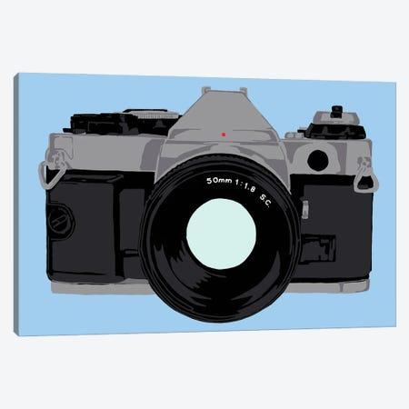 Single Lens Reflex Camera Canvas Print #JYM123} by Jaymie Metz Canvas Art