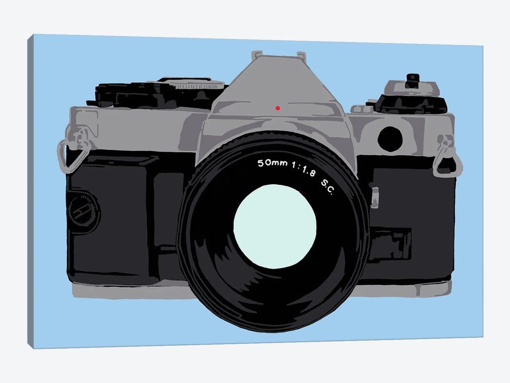 Single Lens Reflex Camera by Jaymie Metz 1-piece Canvas Art Print