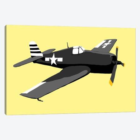 WWII Plane 1 Canvas Print #JYM248} by Jaymie Metz Art Print